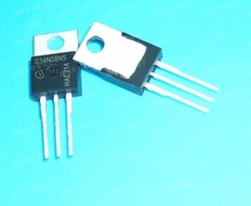 034N08N5 IPP034N08N5 TO-220 80V 120A 5pcs/lot