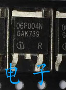 06P004N IPD06P004N TO-252 -60V -16.4A 5pcs/lot
