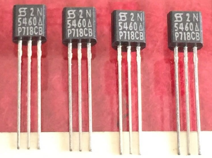 2N5460 New Original TO-92 MOS MOS 5PCS/LOT