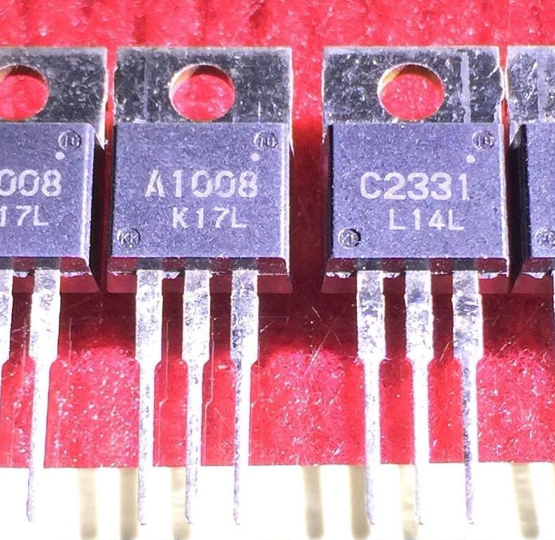 2SA1008 2SC2331 A1008 C2331 New Original NEC 5pair/lot