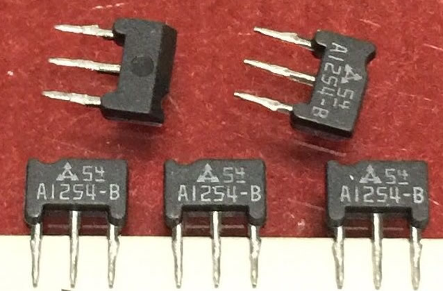 2SA1254-B A1254 Panasonic New Original 5PCS/LOT