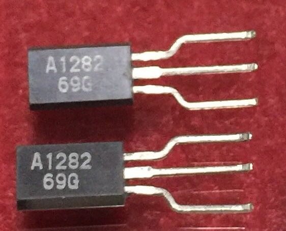 2SA1282 A1282 New Original TO-92L 5PCS/LOT