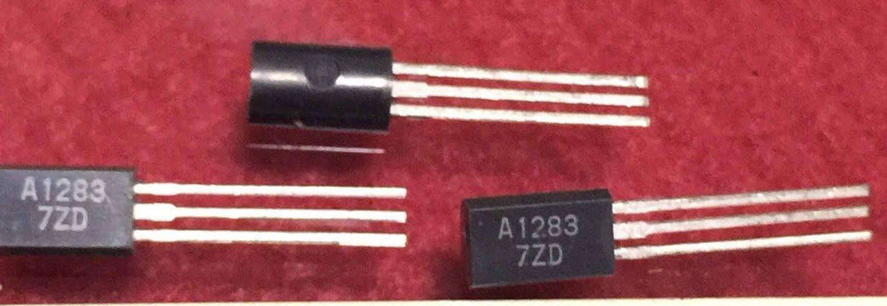2SA1283 A1283 New Original TO-92L 5PCS/LOT