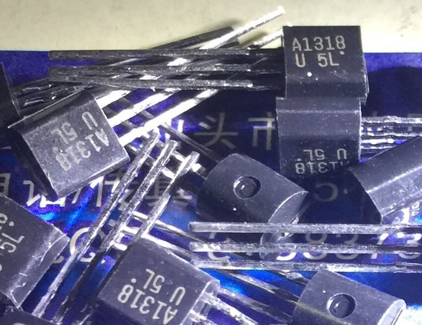 2SA1318 A1318 New Original TO-92 5PCS/LOT