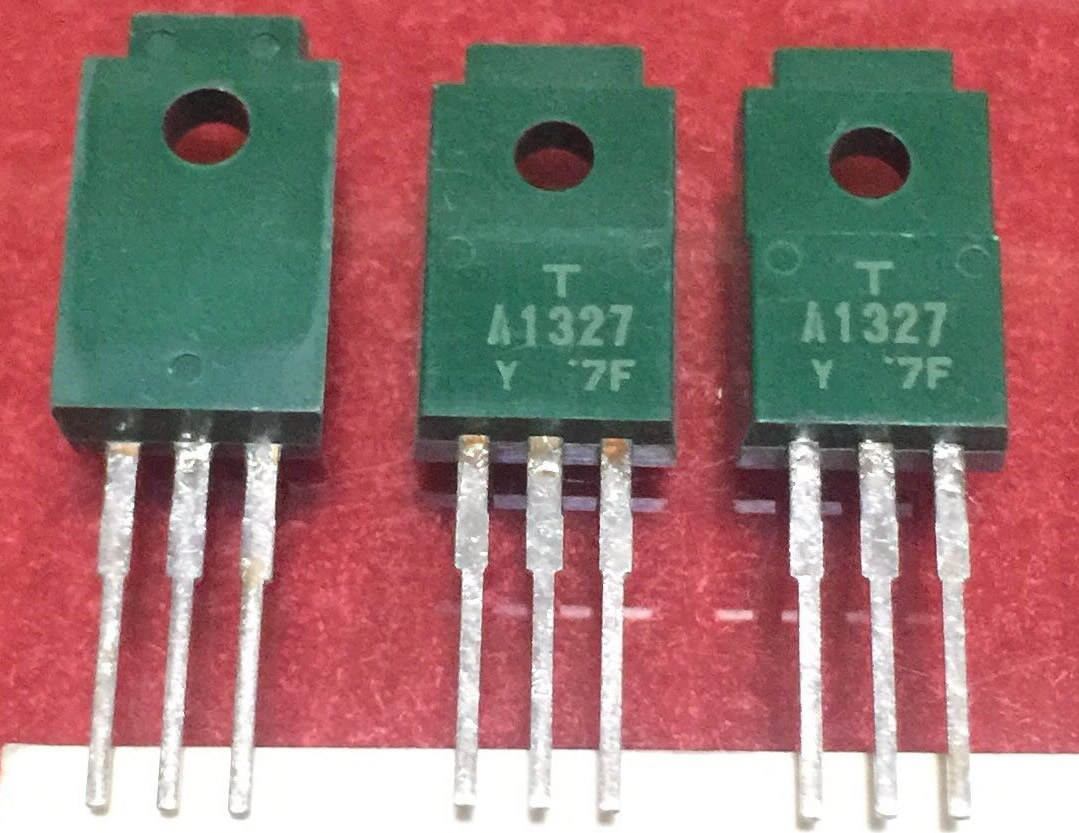 2SA1327 A1327 New Original TO-220F 5PCS/LOT