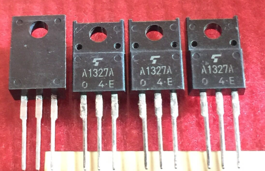 2SA1327A A1327A 2SA1327 New Original TO-220F 5PCS/LOT