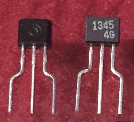 2SA1345 A1345 1345 New Original TO-92S 5PCS/LOT
