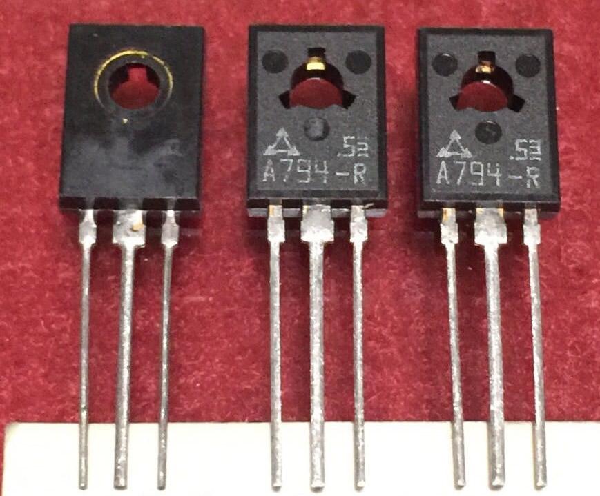 2SA794 Transistor TO-126 A794