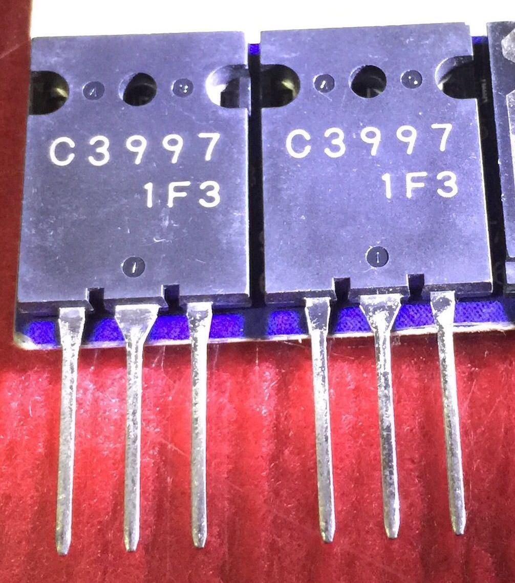 5pcs 10pcs 2SC3997 New Genuine TO-3PL Transistor C3997