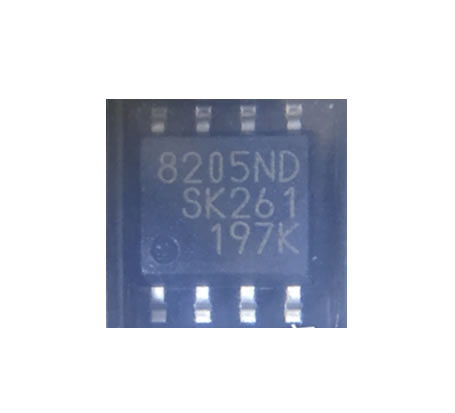 8205ND SI-8205NHD New SOP-8 5pcs/lot