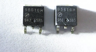 9561GH AP9561AGH 9561AGH MOS TO-252 5pcs/lot