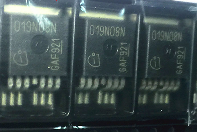 019N08N IPB019N08N3G TO-263 80V 180A 5pcs/lot