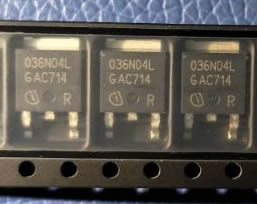 036N04L IPD036N04LG TO-252 40V 90A 5pcs/lot