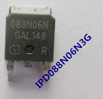 088N06N IPD088N06N3G TO-252 60V 50A 5pcs/lot