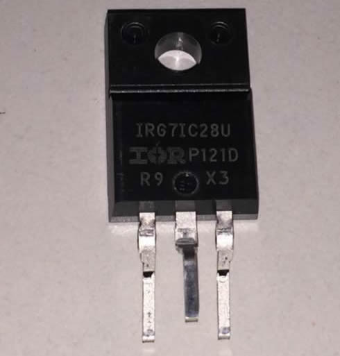 IRG7IC28U IRG71C28U 7IC28 TO-220 5PCS/LOT