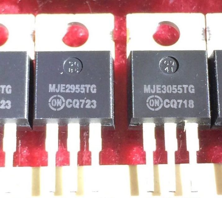 MJE2955TG/MJE3055TG/MJE2955/MJE3055 ON PAIR