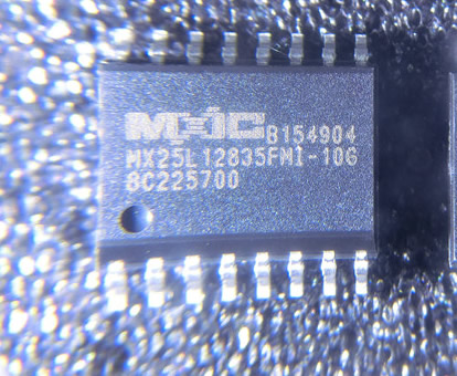 MX25L12835FMI-10G SOP-16 5pcs/lot
