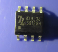 MX6208 SOP-8 5pcs/lot