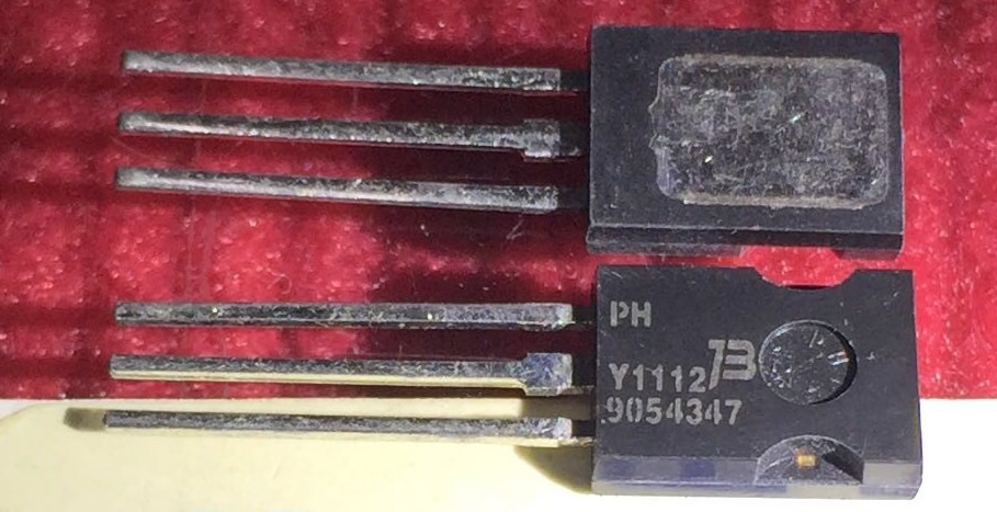 PHY1112 Y1112 BOURNS TO-126 5pcs/lot
