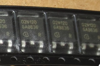 02N120 SGD02N120 TO-252 1200V 12A 5pcs/lot