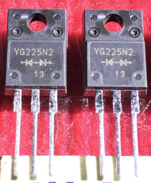 YG225N2 FE TO-220F 5pcs/lot